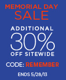 30% off 2013 Memorial Day Wig Sale - Get 30% Off Sitewide