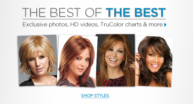 Best of the best wigs, hairpieces of 2012